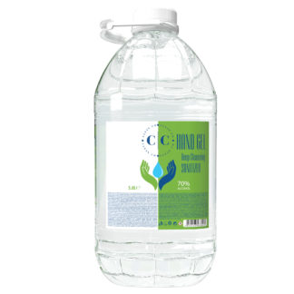 Desinfecterende handgel 5000ml Clean & Co