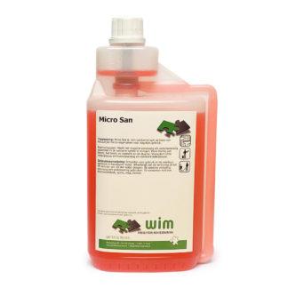 Microbiologische sanitair reiniger - Micro San